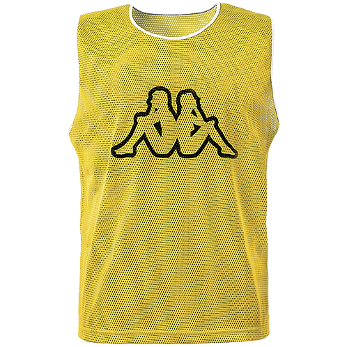 NIPOLA TRAINING BIB  YELLOW (Pack of 5)