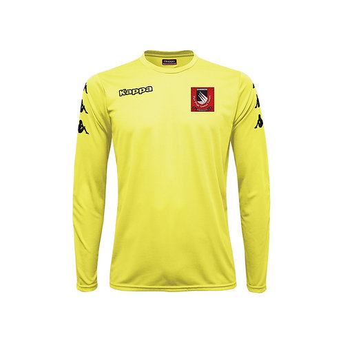 GOALKEEPERS JERSEY FLUO YELLOW