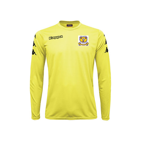 GOALKEEPERS FLUO YELLOW JERSEY