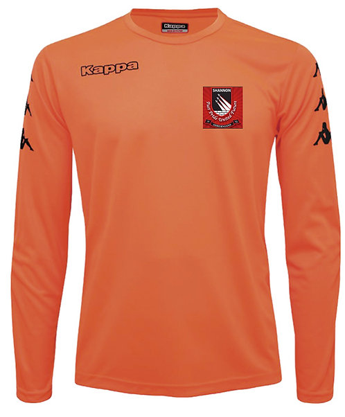 GOALKEEPERS JERSEY FLUO RED