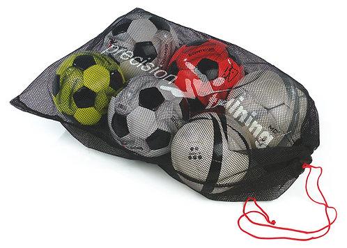 Precision Football Mesh Sack - 10 Ball