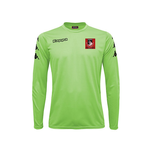 GOALKEEPERS JERSEY FLUO GREEN