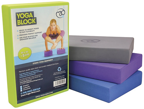Full Yoga Block