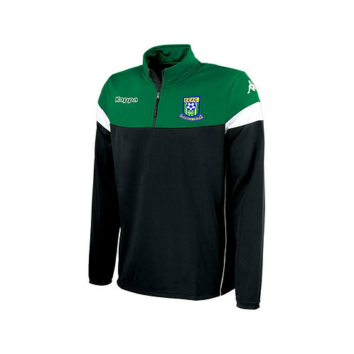 CONNOLLY CELTIC FC Novare 1/4 Zip Training Top