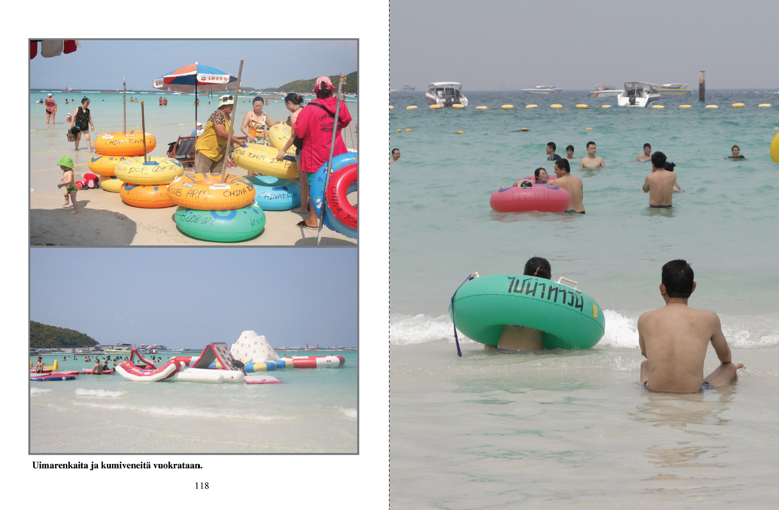 Thaimaa Pattaya lomakaupunki