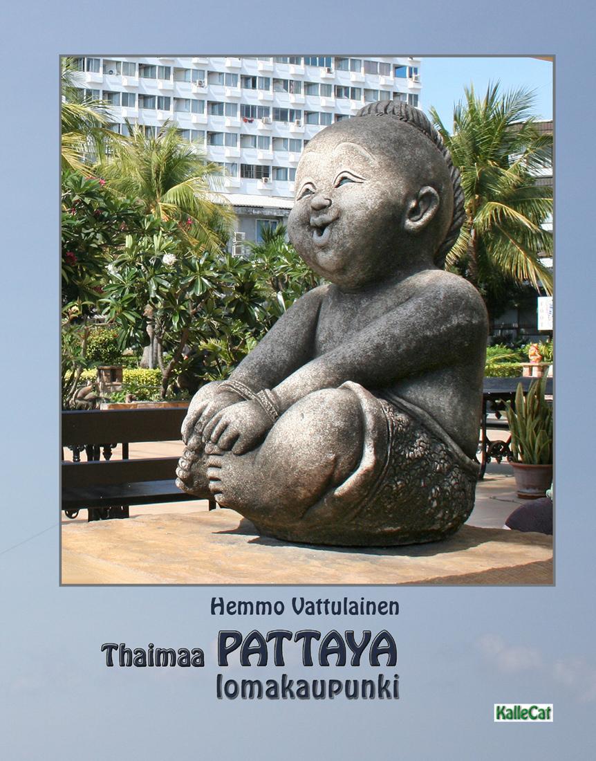 Thaimaa Pattaya kirja