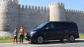 Yeni Mercedes-Benz Vito Tourer 2021 test videosu