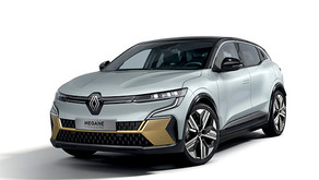 Renault Megane E-Tech 2022 tanıtıldı