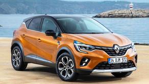 Yeni Renault Captur 2020 satışa sunuldu