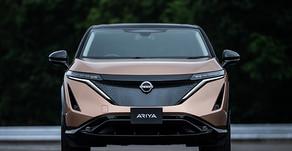 Nissan Ariya 2021 yüzünü gösterdi