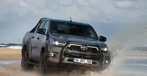 Yeni Toyota Hilux 2021 satışa sunuldu