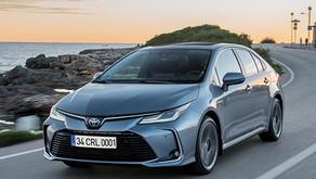 Toyota, Ocak ayında rekor satışa ulaştı
