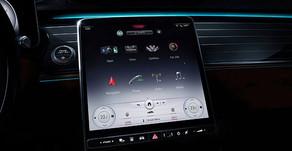 Yeni Mercedes-Benz S-Serisi 2021 My MBUX ile gelecek