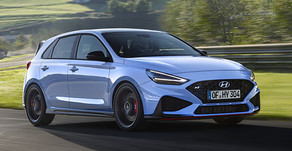 Yeni Hyundai i30 N 2021 yüzünü gösterdi