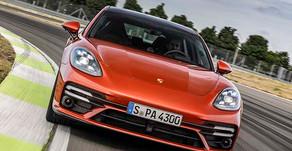 Yeni Porsche Panamera 2021 yüzünü gösterdi