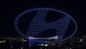 Yeni Hyundai Tucson İstanbul'u aydınlattı