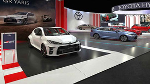Toyota yenilikleri Autoshow Mobility 2021'de