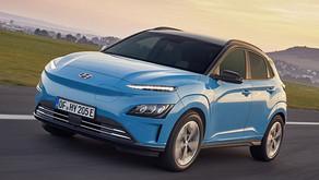 Hyundai Kona Electric 2021 satışa sunuldu