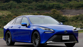Yeni Toyota Mirai 2021 tanıtıldı