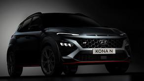 Hyundai KONA N 2021 yüzünü gösterdi