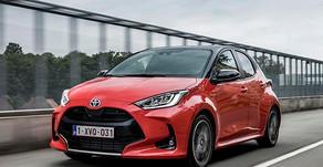 Yeni Toyota Yaris 2020 Kasım'da Türkiye'de