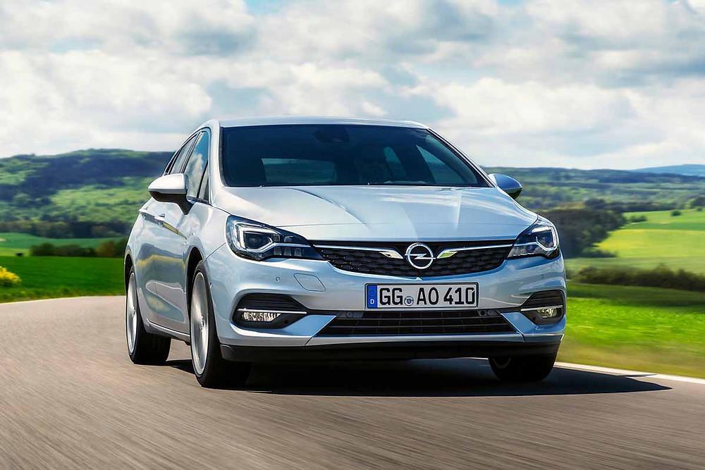 Yeni Opel Astra Hatchback 2020 Fiyati