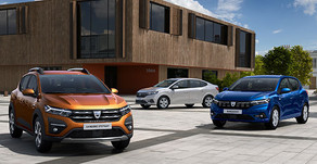 Yeni Dacia Sandero ve Logan 2021 modelleri tanıtılıyor