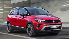Yeni Opel Crossland 2021 satışa sunuldu