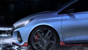 Yeni Hyundai i20 N yüzünü gösteriyor