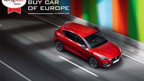 Yeni SEAT Leon 2021 Autobest ödülünü aldı