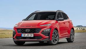 Yeni Hyundai Kona 2021 yüzünü gösterdi