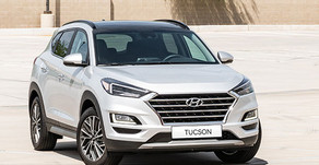 Hyundai Tucson Power Edition 2020 bayilerde
