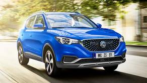 MG ZS EV 2021 satışa sunuldu