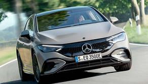 Mercedes-Benz EQE tanıtıldı