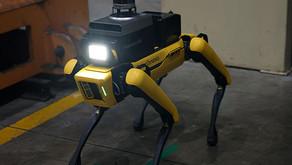 Hyundai Boston Dynamics ile güvenlik robotu üretti