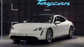Porsche Taycan 2020 satışa sunuldu