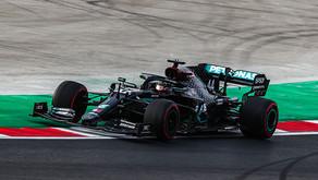 Lewis Hamilton İstanbul'da şampiyon oldu