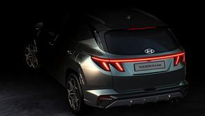 Hyundai Tucson N Line 2021 yüzünü gösterdi