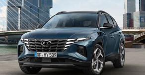 Yeni Hyundai Tucson 2021 yüzünü gösterdi