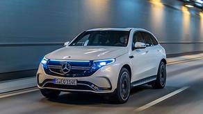 Mercedes-Benz EQC satışa sunuldu