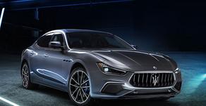Maserati Ghibli Hybrid 2020 yüzünü gösterdi