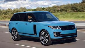 Range Rover Fifty Edition satışa sunuldu