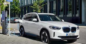 BMW iX3 2021 tanıtıldı