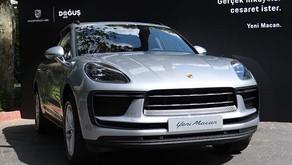 Yeni Porsche Macan 2021 bayilerde