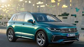 Yeni Volkswagen Tiguan 2020 bayilerde