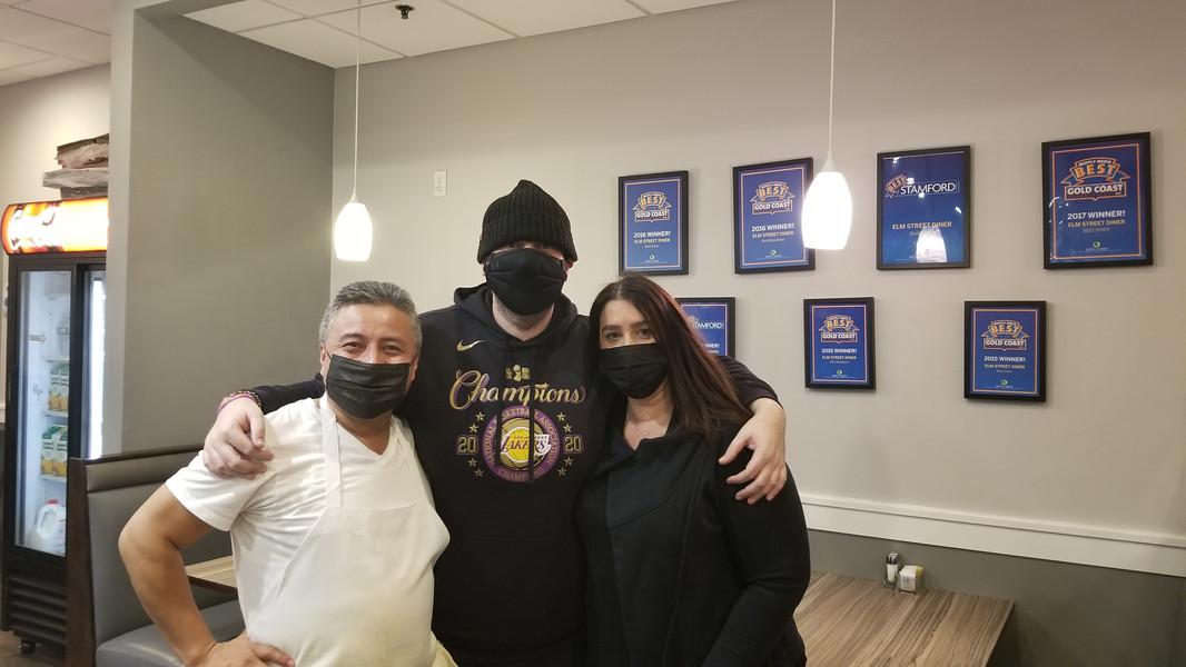 Our Friends at Elm ST Diner
