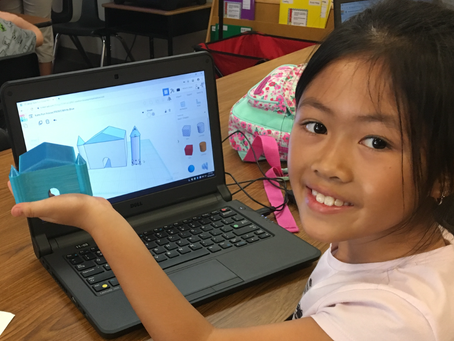 Benefits of Using 3D Technology in Education