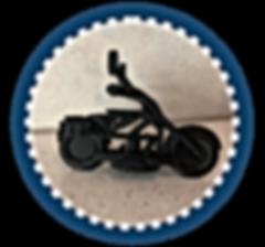 Motorbike 3D design
