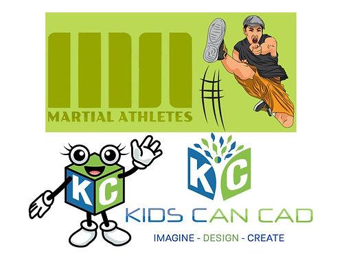 Martial Arts & CAD (Martial Athletes)