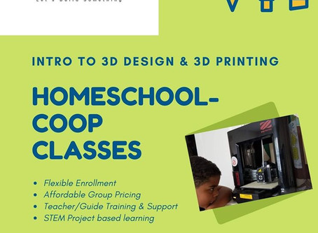 STEM Homeschool Co-op Classes